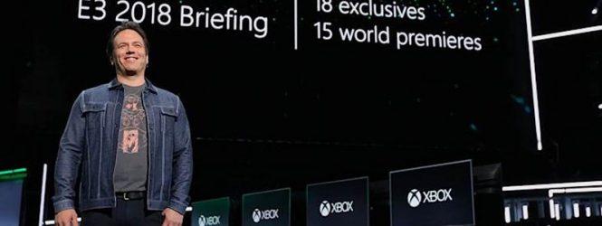 Cuales fueron los lanzamientos más importantes de Microsoft en el E3 2018