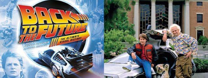 """A 33 años del estreno de """"Volver al futuro"""""""