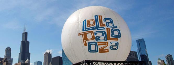 Alejandro Marín y un informe desde Lollapalooza